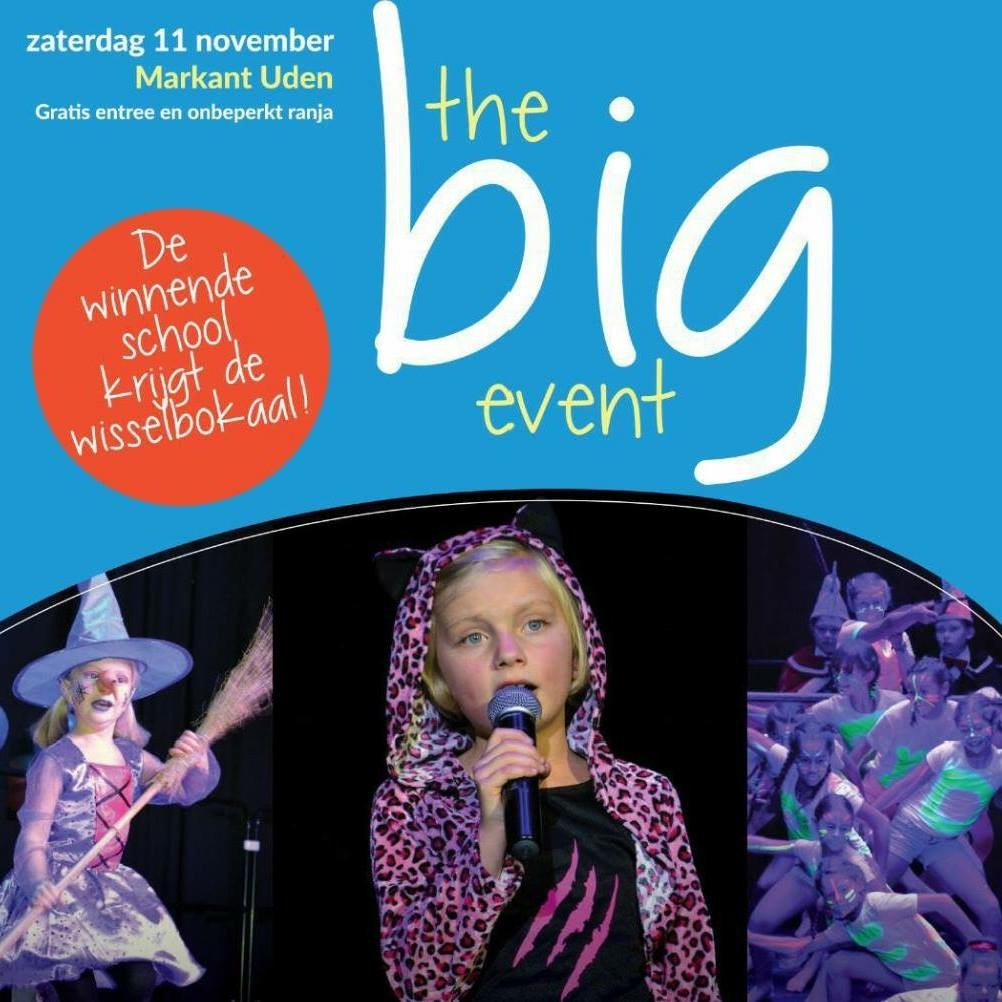 Terugblik op The Big Event 2017