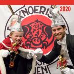 Knoerissenbuukske 2020 overal verkrijgbaar!