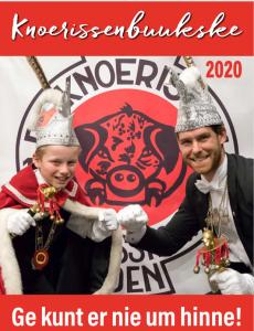 Knoerissenbuukske 2019/2020