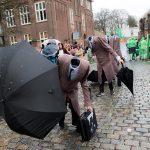 Carnavals optocht wordt niet ingehaald