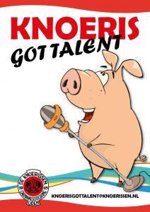 Knoeris got talent! (Nieuw!) (Volgend seizoen) @ Markant Uden, Evenementen zall